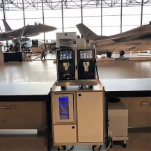 Everrent - Eversys Pro E4m op unit - Nationaal Militair Museum