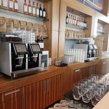 Everrent - 2 x Eversys Pro E4m espresso machines inbouw - Volvo Ocean Race