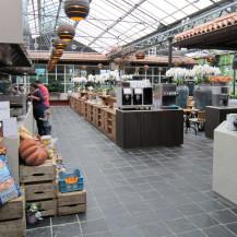 Everrent - Eversys Pro E4m met zelfbediening inbouw- Watertuin Naaldwijk